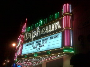 """On """"An Evening with KevinSmith"""""""