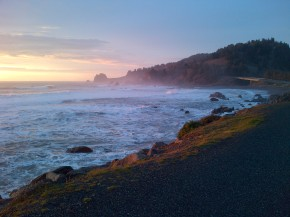 On Our PCH Roadtrip2012