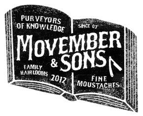 Movember 2012 – Pre MoGro