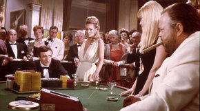 "Awesome Movie – Casino Royale (not the new one, and not the ""Jimmy Bond"" one…)"